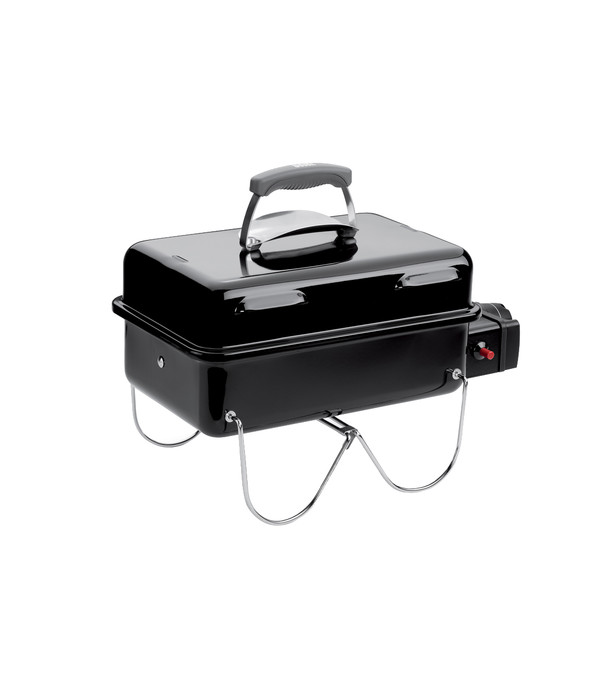 weber gasgrill go anywhere black dehner