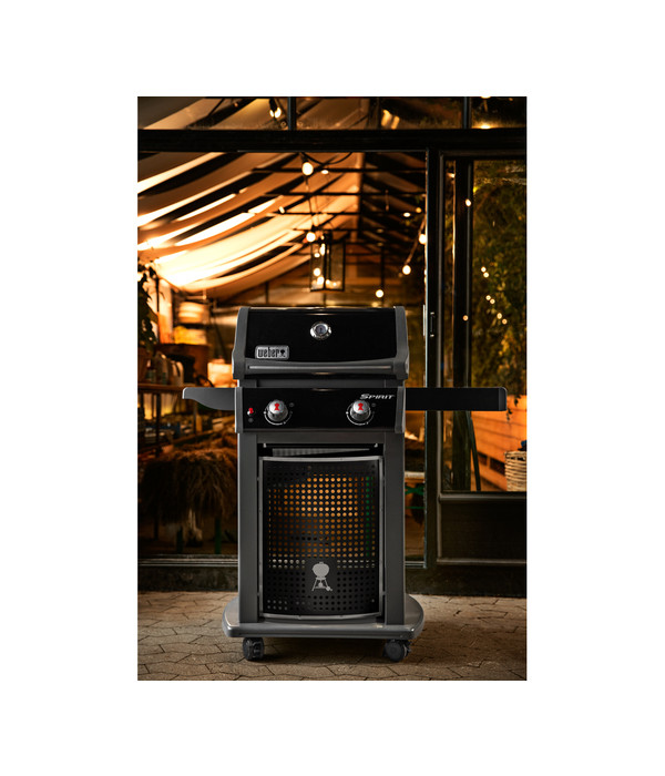 weber gasgrill spirit eo 210 schwarz dehner. Black Bedroom Furniture Sets. Home Design Ideas