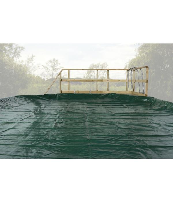 weka abdeckplane f r pool 594 dehner. Black Bedroom Furniture Sets. Home Design Ideas
