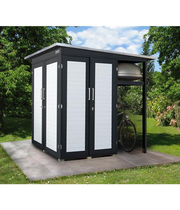 weka garten q multi 200 x 125 cm dehner. Black Bedroom Furniture Sets. Home Design Ideas