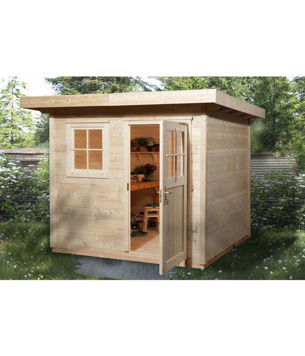 weka gartenhaus 170 gr 2 dehner. Black Bedroom Furniture Sets. Home Design Ideas