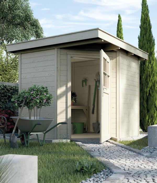 Weka Gartenhaus 229 Gr 1 Dehner