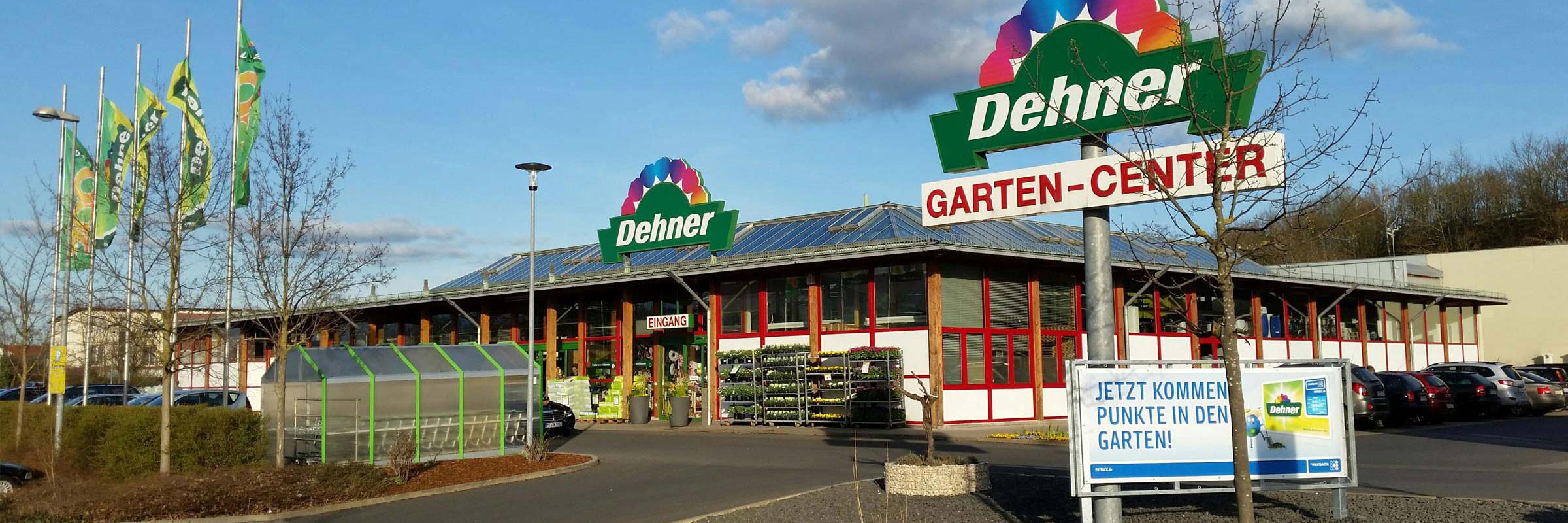 Dehner Garten Center In Heidesheim Dehner
