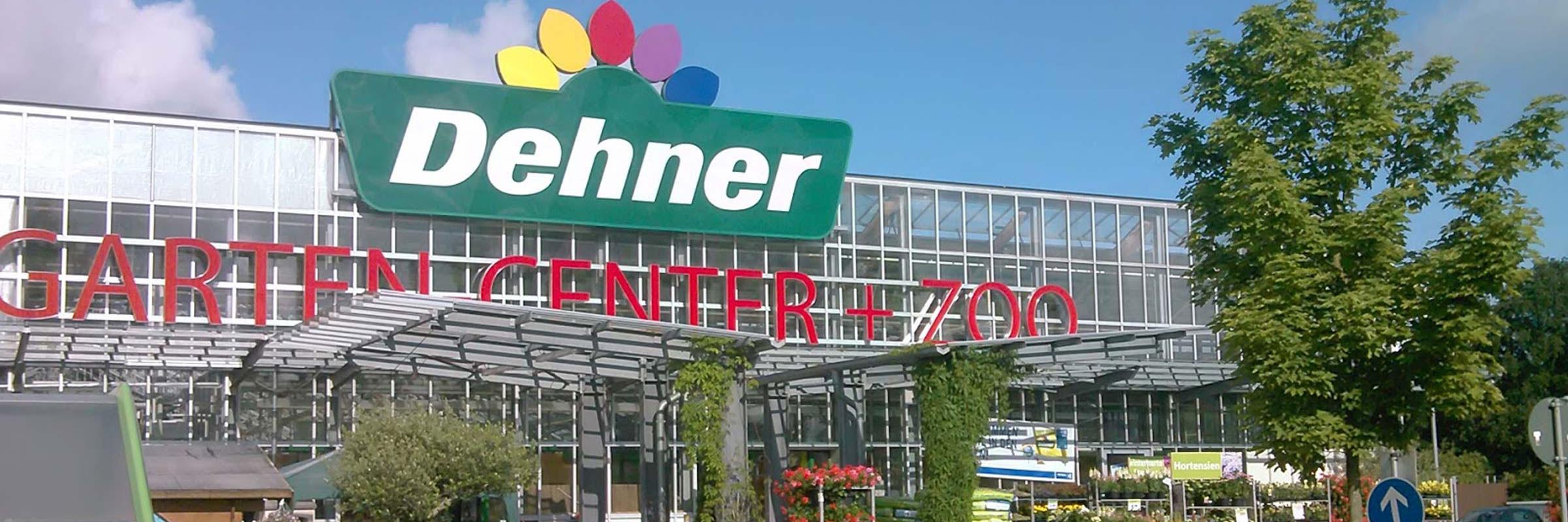 Dehner Garten Center In Bönningstedt Dehner
