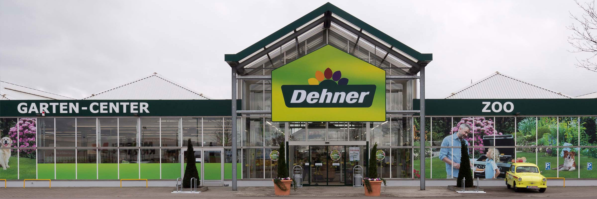 Dehner Garten Center In Halle Saale Dehner