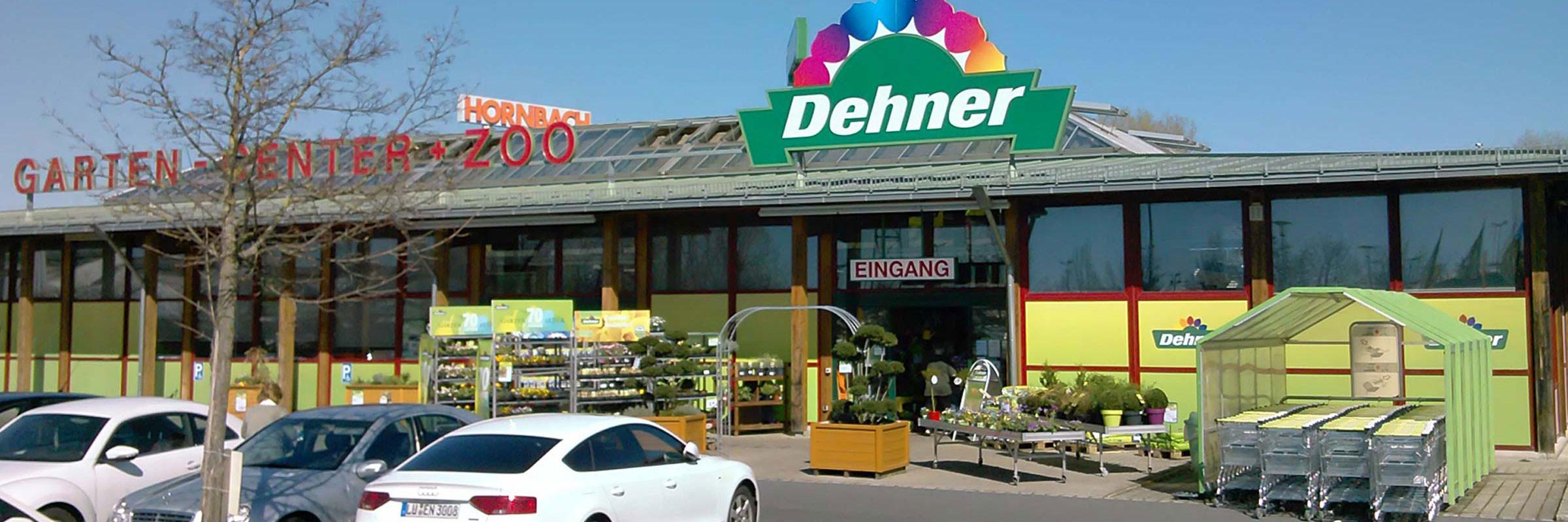 636922e209f66b Dehner Garten-Center in Ludwigshafen