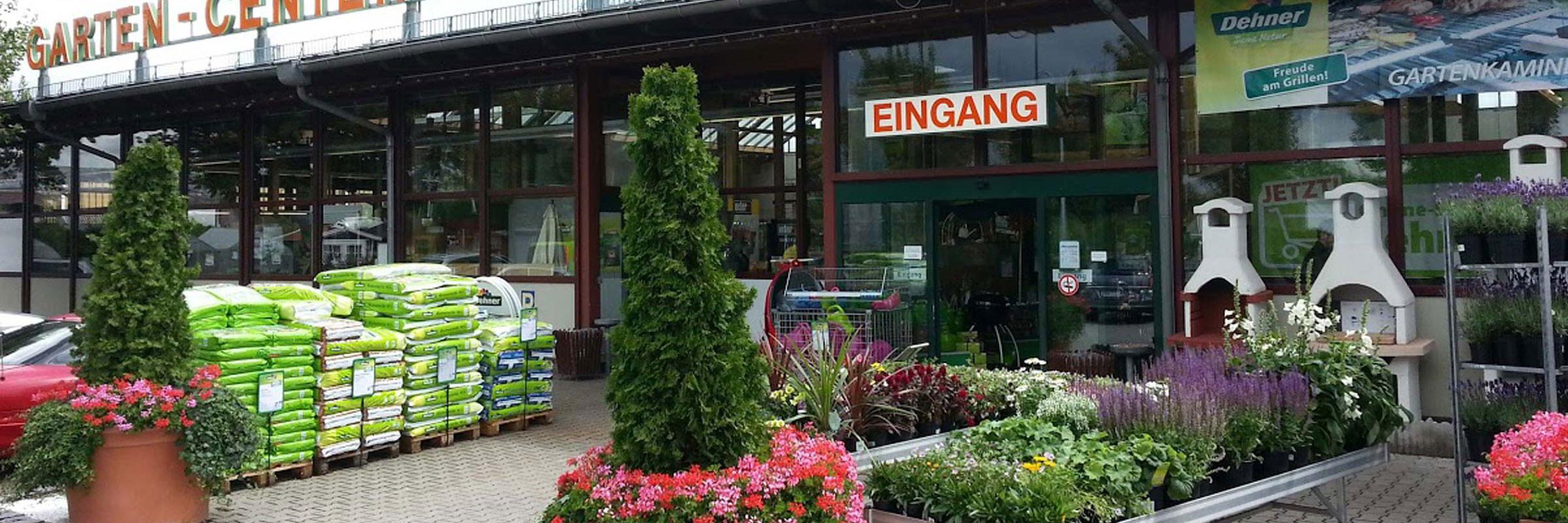 Dehner Garten Center In Mannheim Dehner