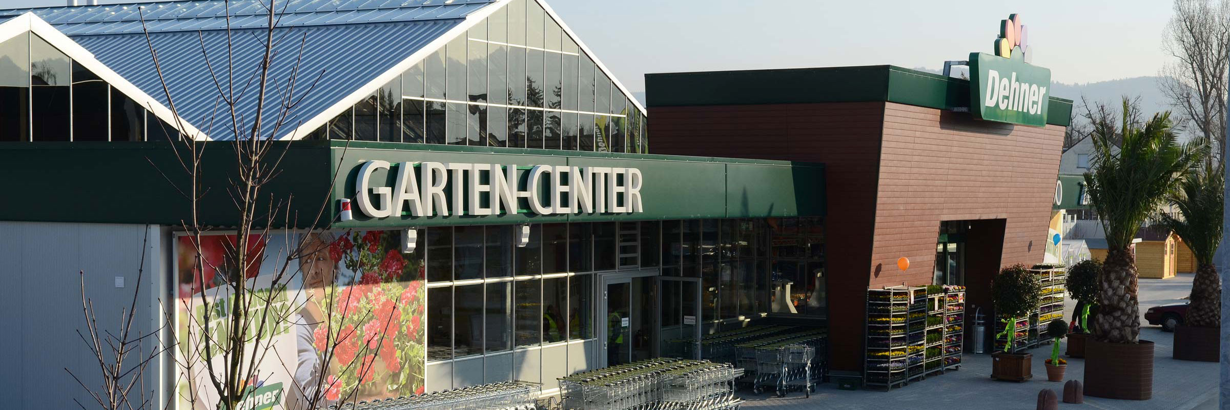 Dehner Garten Center In Heidelberg Dehner