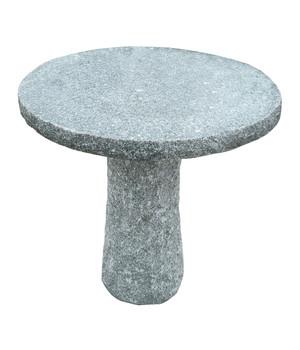 Dehner Granit Tisch, Rund, Ø 75 Cm