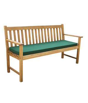Dehner Holzbank Mykonos, 3 Sitzer