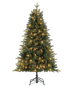 k nstlicher weihnachtsbaum in bester dehner qualit t. Black Bedroom Furniture Sets. Home Design Ideas