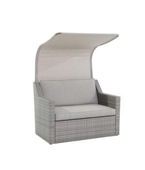 Dehner Markenqualität Sun Lounge Mainau