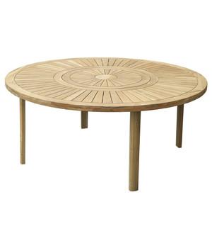 Exceptional Dehner Markenqualität Tisch Edmonton Rund, 160 Cm Photo Gallery