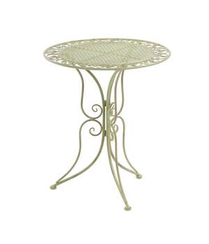 Dehner Metall Tisch Provence, Ø 60 Cm