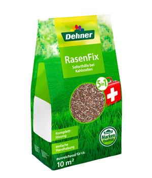 25 qm 0.62 kg Dehner Rasen-Saatgut f/ür ca Schattenrasen