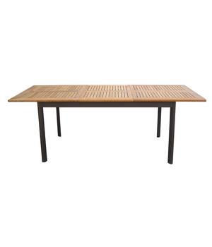 Dehner Teak Tisch Colmar, 152/210 X 89 X 76 Cm