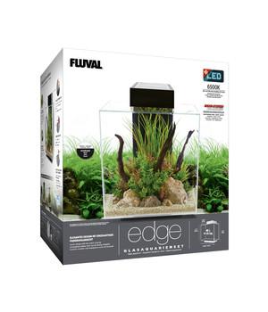+ weitere Varianten Fluval Edge 2.0 Aquarium-Set, 46 Liter