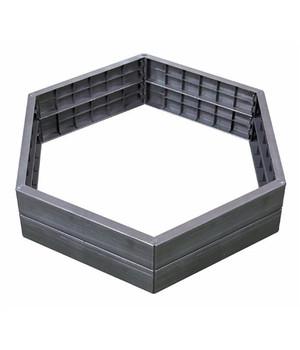Hochbeet Mit Aluminiumrahmen Dehner
