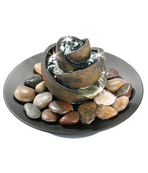 Kleiner Zimmerbrunnen zimmerbrunnen für eine tolle wohlfühlatmosphäre | dehner