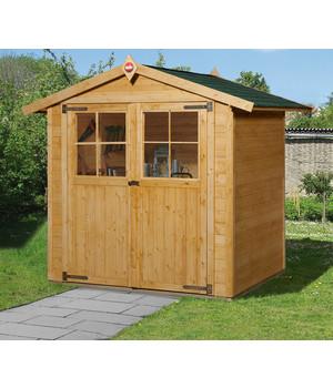 weka brennholzlager 663 b gr 1 dehner. Black Bedroom Furniture Sets. Home Design Ideas