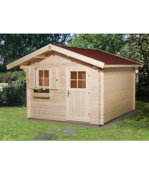 gartenhaus online bestellen dehner. Black Bedroom Furniture Sets. Home Design Ideas