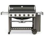 Weber Gasgrill Genesis ® II E-610™ GBS™, Black